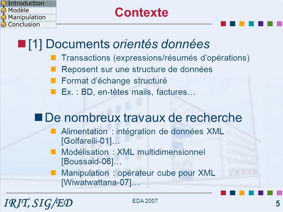 [1] Documents orientés données
